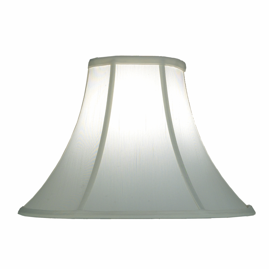 White Bell Lamp Shade – Silk Lamp Shade | SH900