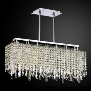 Rectangular Dining Room Light | Innovations 592 by GLOW® Lighting