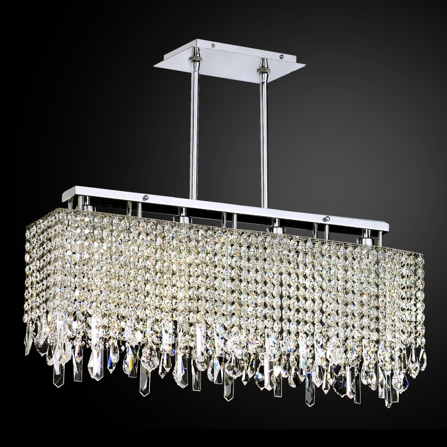 Innovations 592cm chandeliers 4 6 lights glow lighting