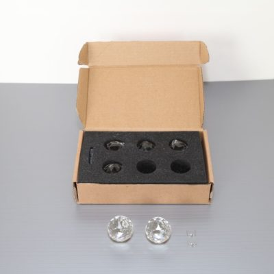 Replacement Crystal Cut Ball Parts Kit