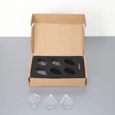 Replacement Crystal Leaf Cut Parts Kit