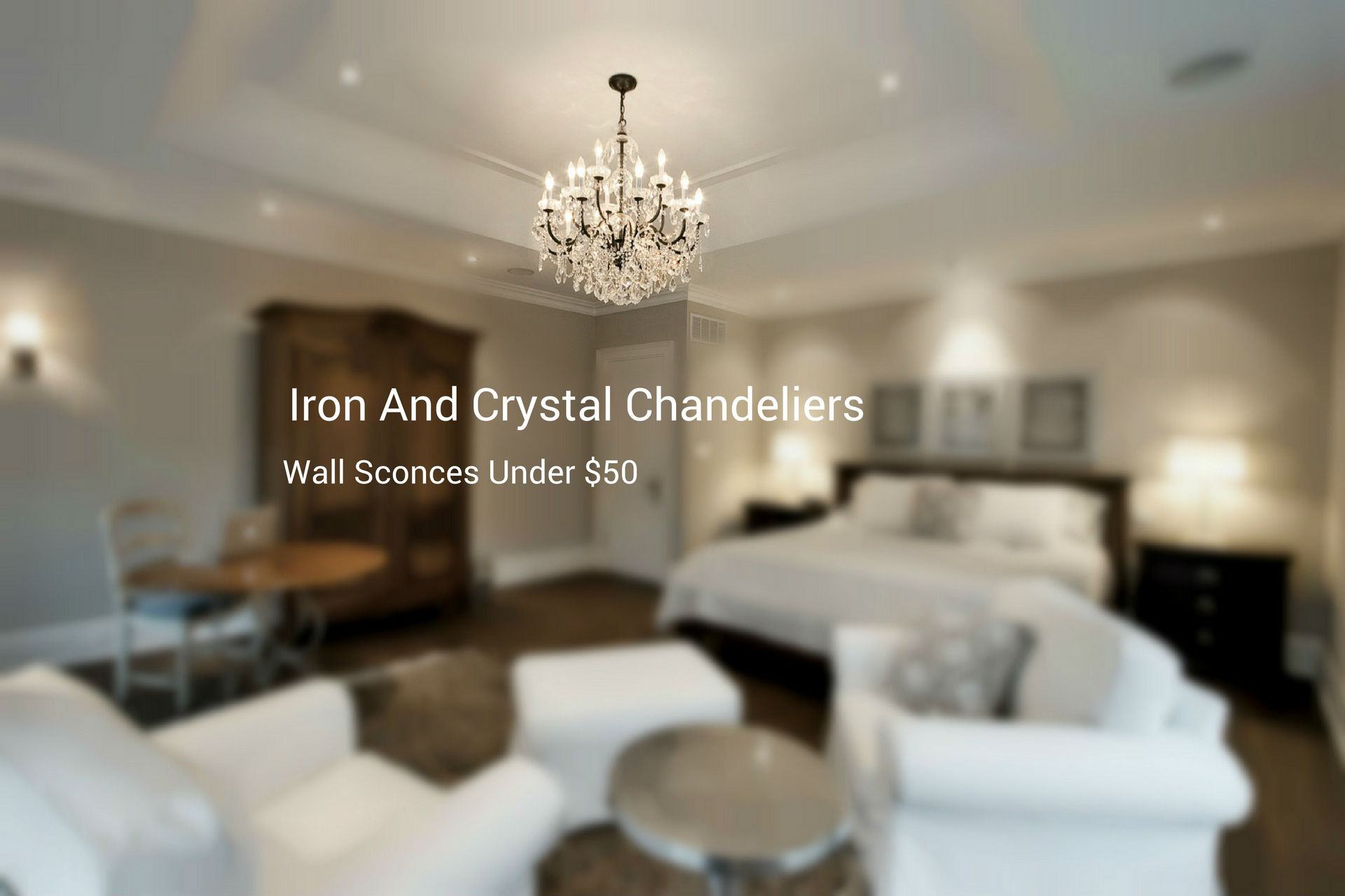 Main Banner 1920 x 1279 Iron And Crystal Chandeliers Wall Sconce