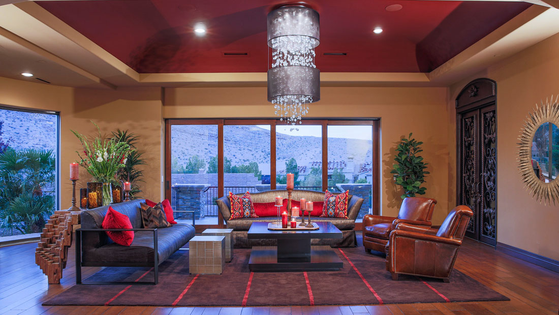Inside Style Las Vegas Interior Design Custom Lighting Custom Chandelier