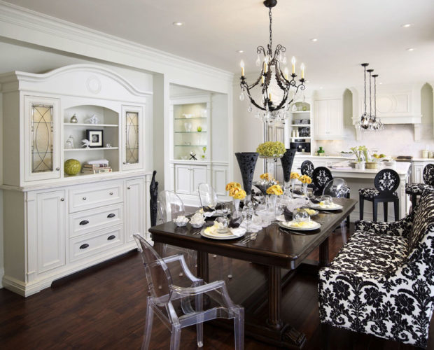 GLOW Lighting Regina Sturrock Design Traditional Kitchen Dining Contemperary Pendant Crystal Wrought Iron Chandelier