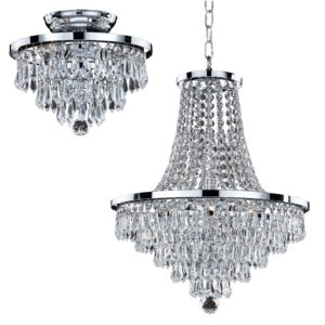 French Empire Lighting | Vista 628T by GLOW® Lighting