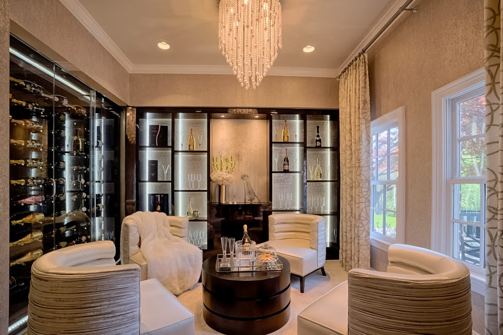 Flush mounted ceiling light fixtures customized 648 pearl bead ceiling light for Dahlia Design in Champagne Room